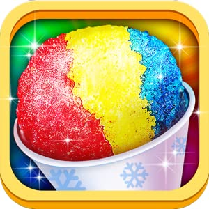 Snow Cones Mania - Free Cooking Game from Absolute Apps Media