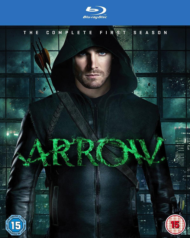 Arrow – Temporada 1 [BD25]