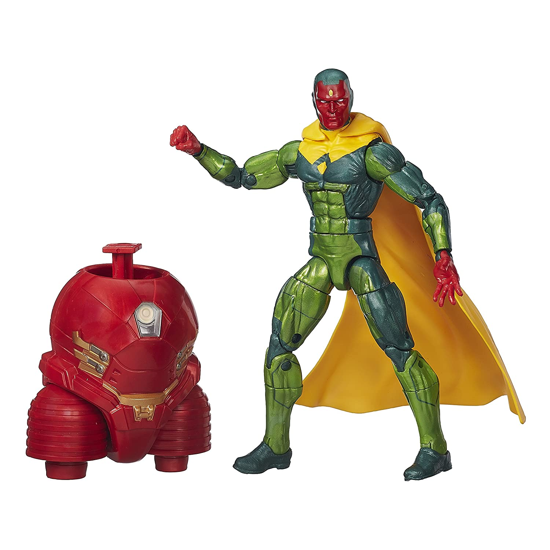 Marvel Legends Infinite Series Marvel's Heroes Marvel's Vision 15cm Action Figur günstig als Geschenk kaufen