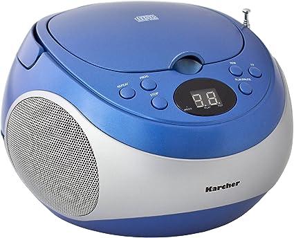 Karcher RR 5020 Radio/Radio-réveil Lecteur CD