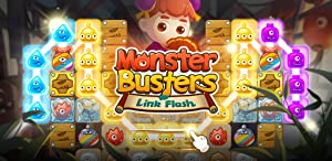 MonsterBusters: Link Flash from PurpleKiwii