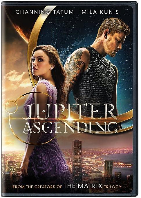 Jupiter Ascending  (DVD+UltraViolet)
