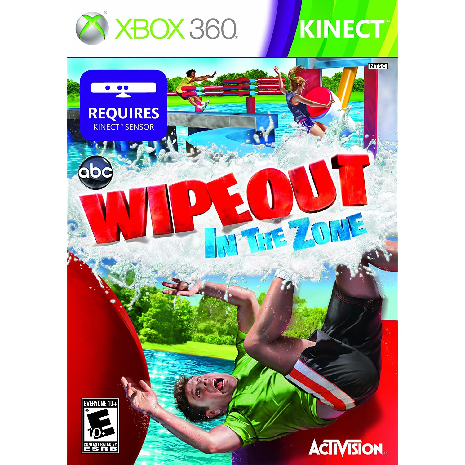 Online Game, Play Game, Video Games, Xbox, 360, Xbox 360, Wipeout In the Zone