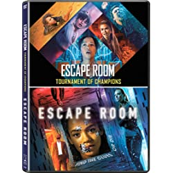 Escape Room (2019) / Escape Room: Tournament of Champions - Multi-Feature [DVD]