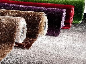 Floori® Shaggy Hochflor Teppich  Fade  160x230cm  BaumarktBewertungen und Beschreibung