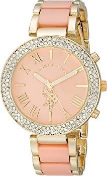 U.S. Polo Assn. Womens Bracelet Watch