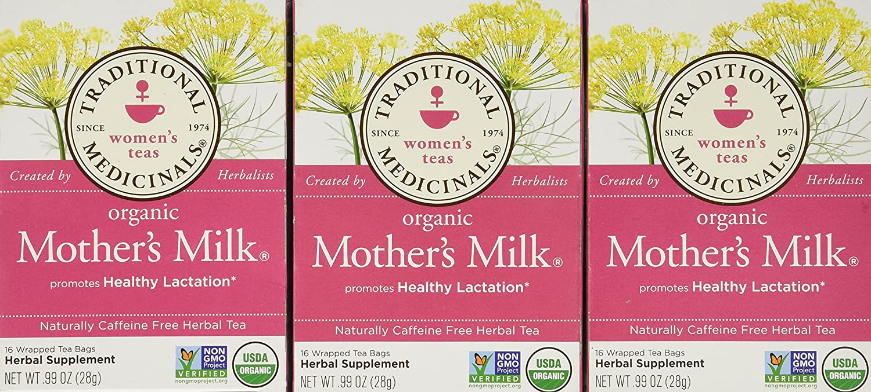 Traditional Medicinals Teas Organic Mother