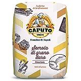 Caputo Semola Di Grano Duro Rimacinata Semolina Flour 1 kg Bag