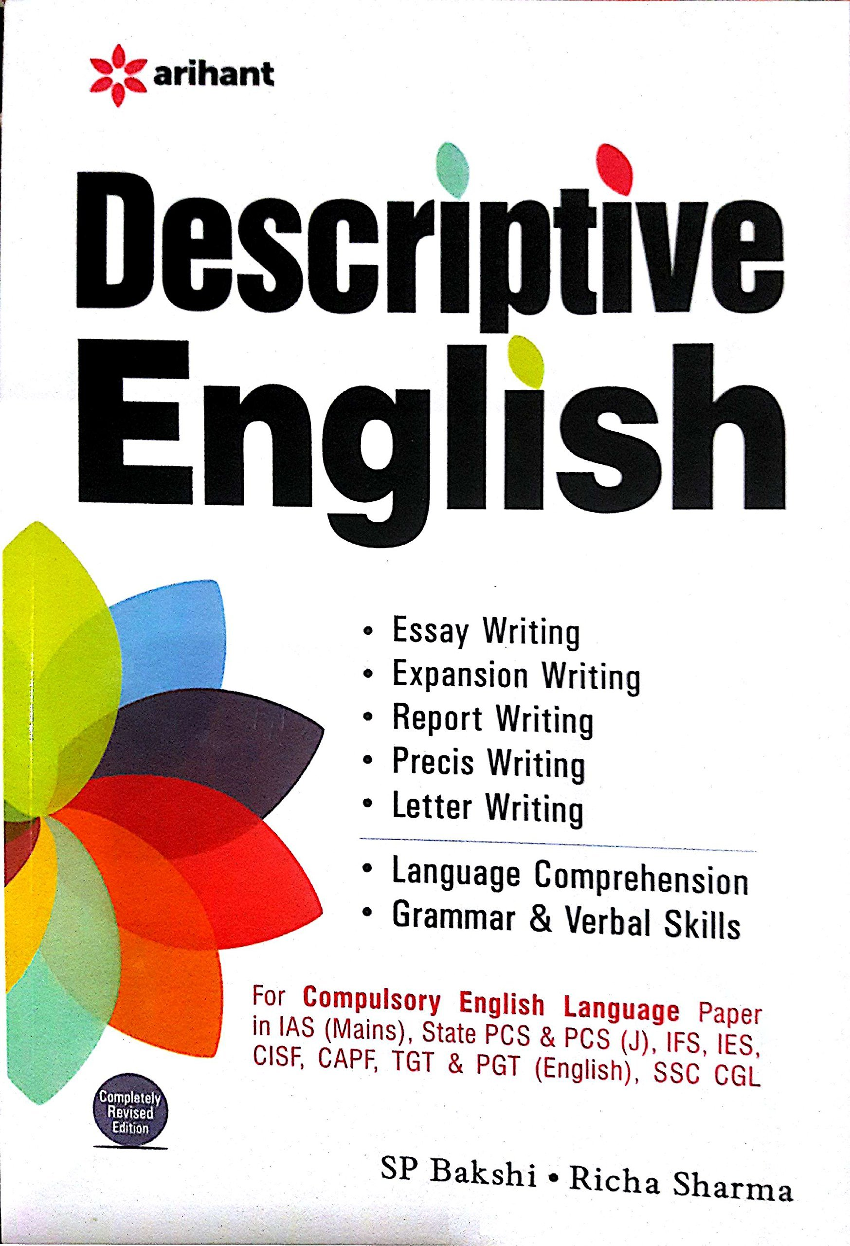 buy descriptive english book online at low prices in buy descriptive english book online at low prices in descriptive english reviews ratings in