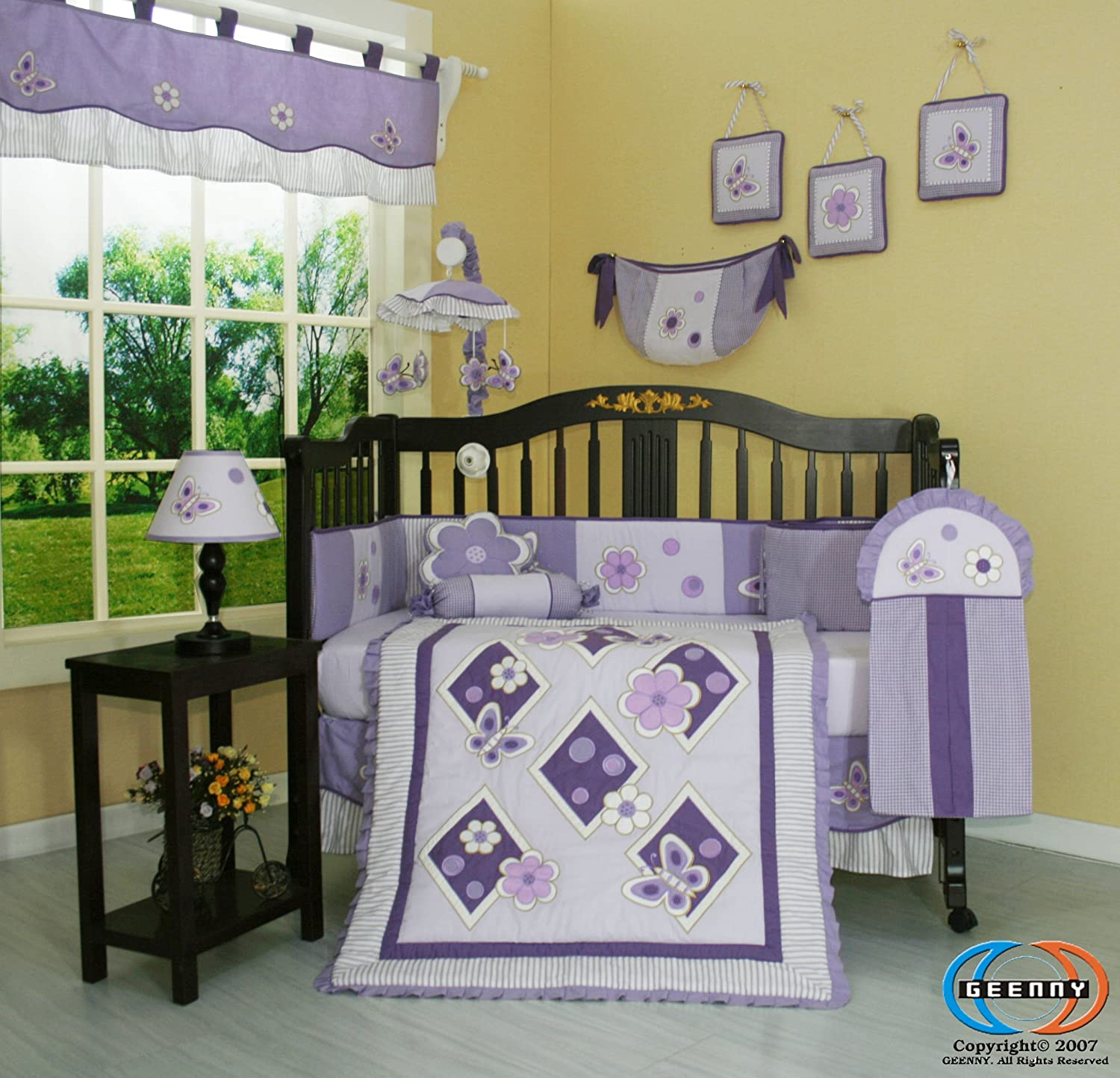 Butterfly Crib Bedding Totally Kids Totally Bedrooms