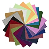 QuuCut Glitter Heat Transfer Vinyl Bundle : 10