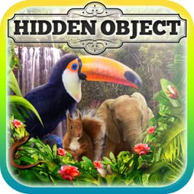 Hidden Object - Journey into the Wilderness