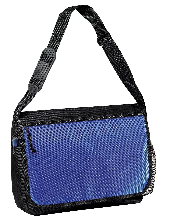 ... for LessTM Padded Laptop Messenger Bag with Organizer, 17