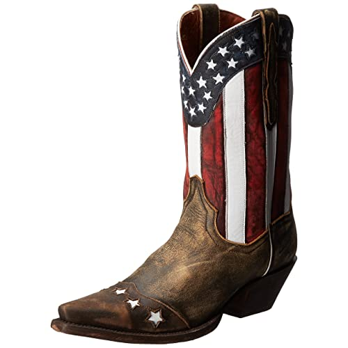 Dan Post Womens Liberty Western Boot