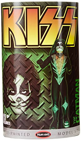1/10 KISS Peter Criss (painted plastic model kit) (japan import)