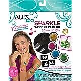 ALEX Spa Fun Sparkle Tattoo Parlor - Peace and Love (Color: multi/none)