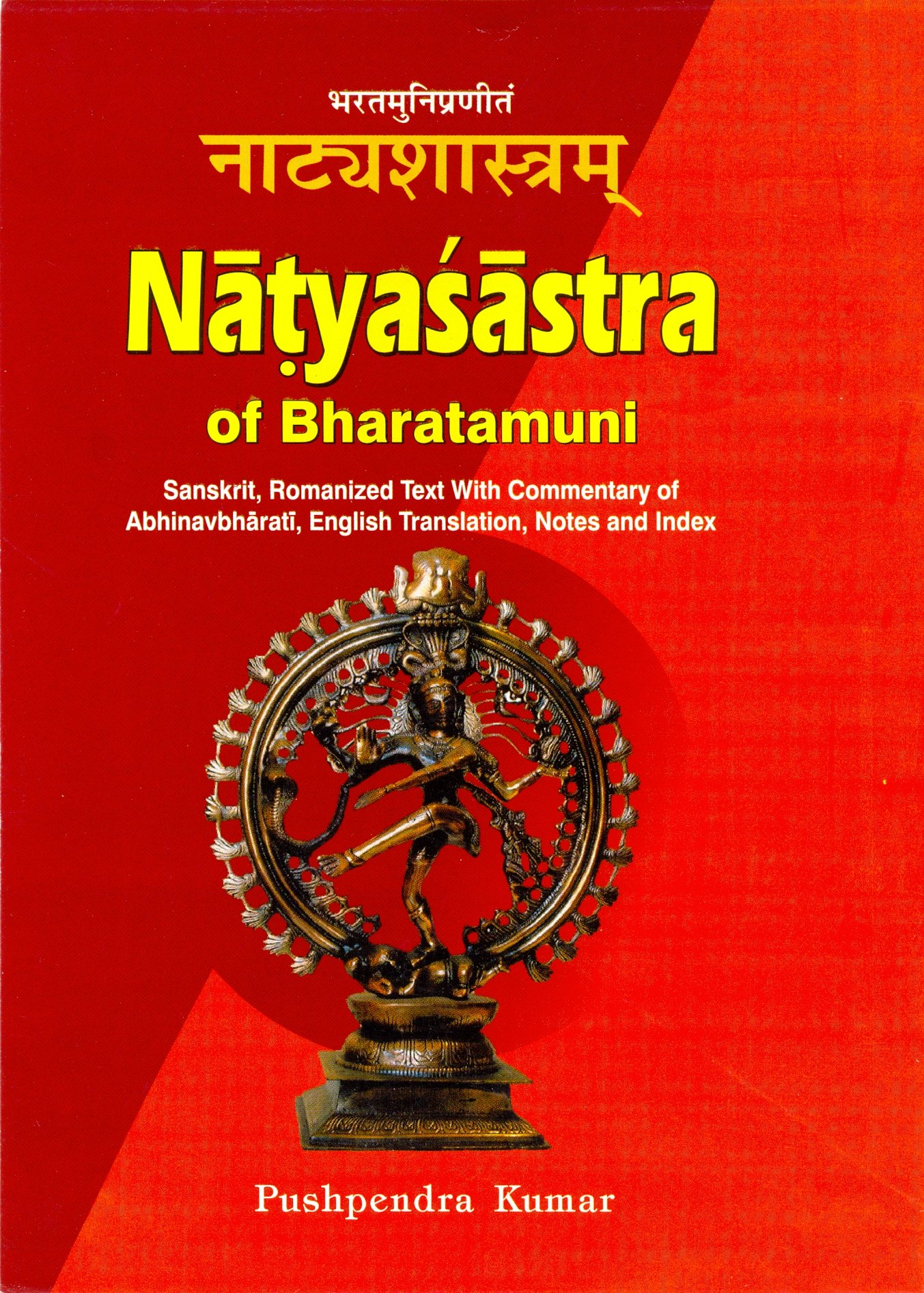 2 what is the natya shastra why is it important