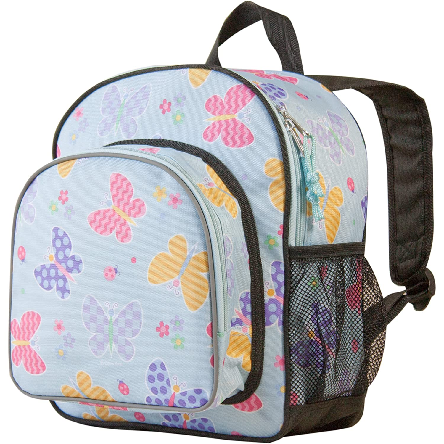 Wildkin Toddler Pack 'n Snack Backpack Butterfly