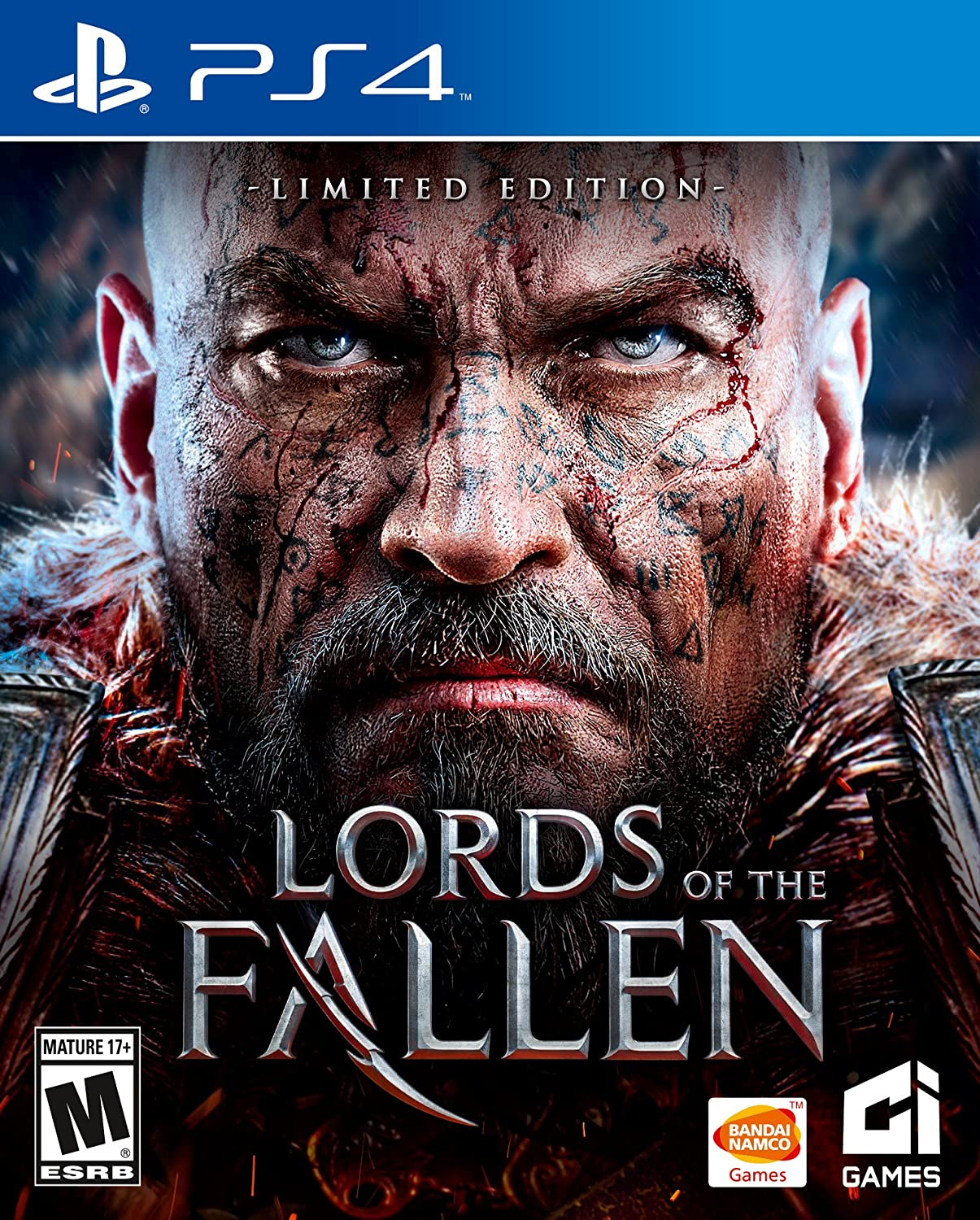 Lords of the Fallen: Limited Edition - PlayStation 4 видеоигра для ps4 lords of the fallen