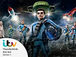 Thunderbirds Are Go Series 1