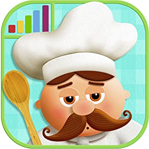 Tiggly Chef: Preschool Math Cooking Game from Kidtellect Inc