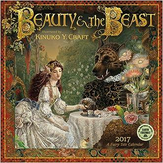 Beauty and the Beast 2017 Fairy Tale Wall Calendar written by Kinuko Y. Craft