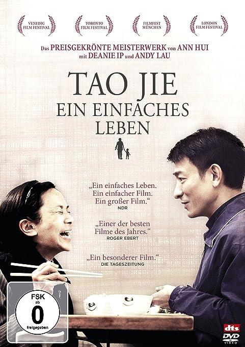 Tao Jie - Ein einfaches Leben, DVD