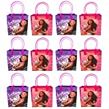 Disney Moana 12 Pcs Goodie Gabs Party Favor Bags Gift Bags Birthday Bags