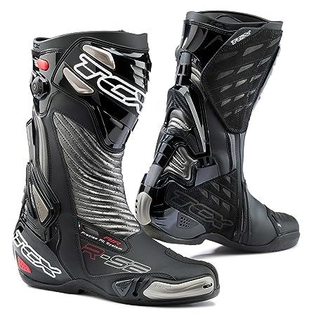 TCX - Bottes moto - TCX R-S2 Noir/Anthracite