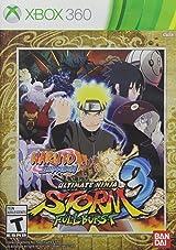 Naruto Shippuden: Ultimate Storm 3 Full Burst - Xbox 360