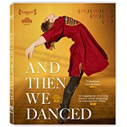 And Then We Danced [Blu-ray]