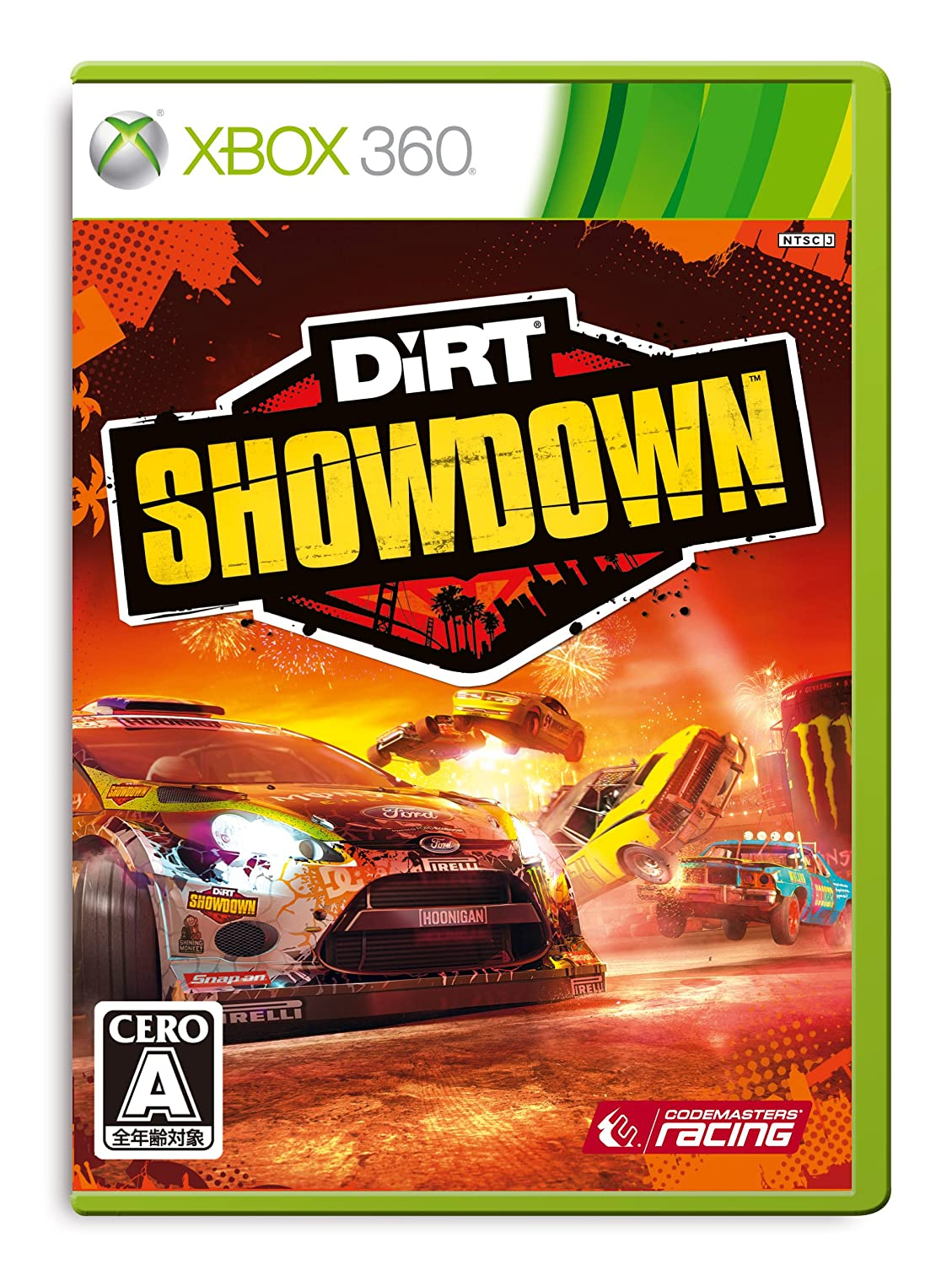 DiRT Showdown [Japan Import] showdown at gun hill
