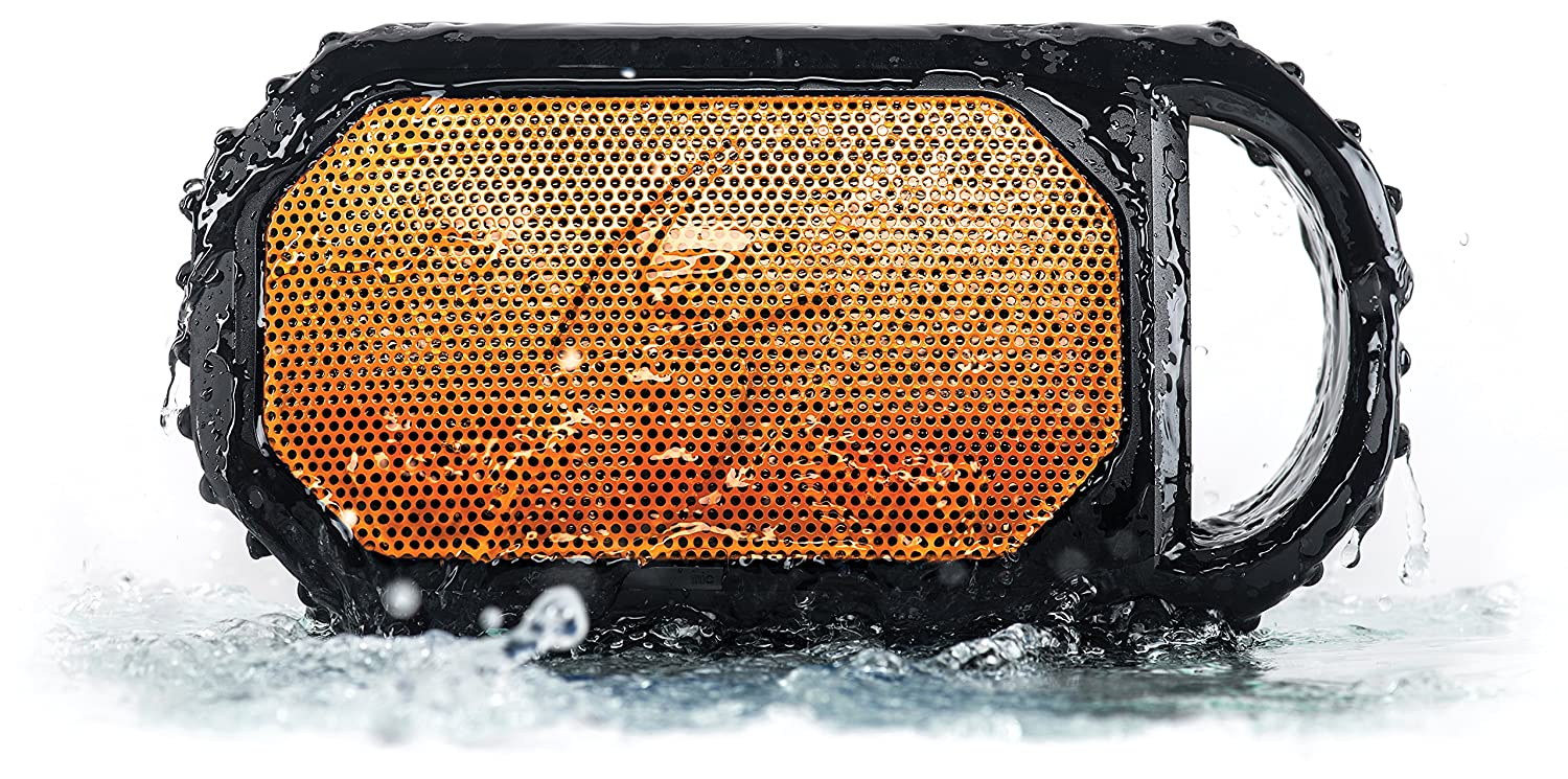 ECOXGEAR Eco Stone Portable Bluetooth Speaker