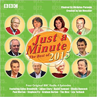 Just a Minute: Best of 2015: BBC Radio Comedy written by BBC Radio