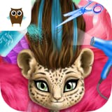 Space Animal Hair Salon - Cosmic Pets Makeover