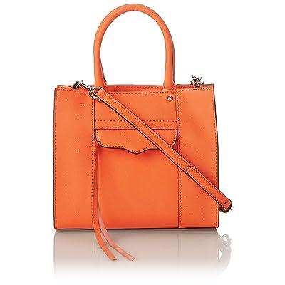 Rebecca Minkoff MAB Mini Cross Body Bag, Orangina