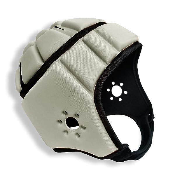 Epilepsy By EliteTek Lacrosse Flag Football Soft Padded Helmet Headgear: 7on7