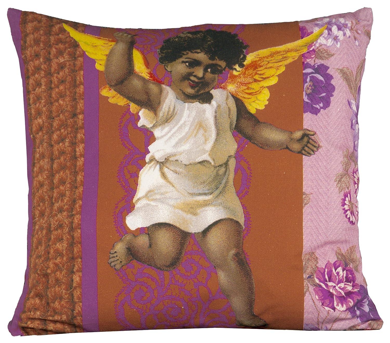 Hartman 14243165 4x Arturo / 4x Rosario grau / 4x Rosario rosa, 45 x 45 x 14 cm Zierkissen