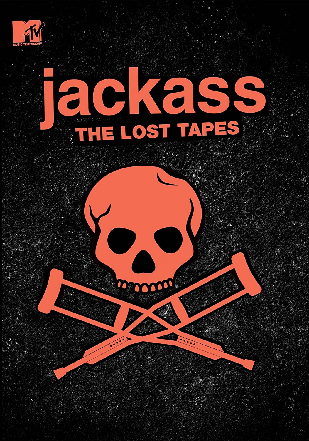 Jackass - The Lost Tapes affiche