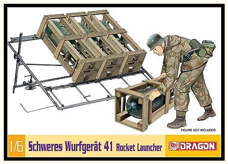 Dragon - D75007 - Maquette - Schweres Wurfgerät 41 - Echelle 1:72