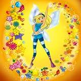 Blue Fairy Lulu: Magic Story for Children