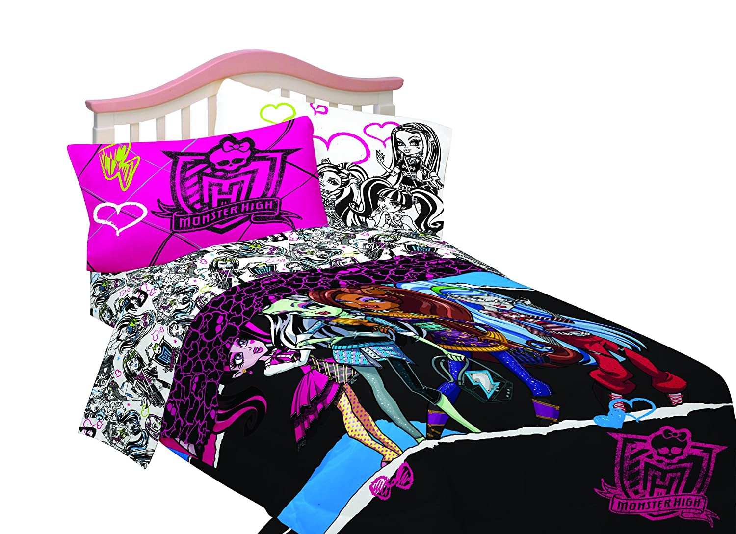 Monster High Bedding Queen Size