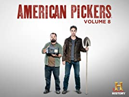 American Pickers Season 8