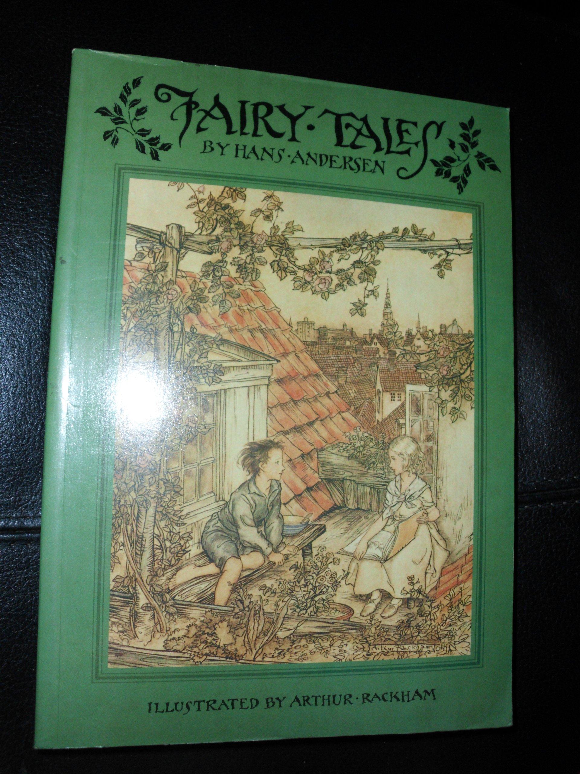 Fairy Tales (Illustrated Classics), Andersen, Hans Christian