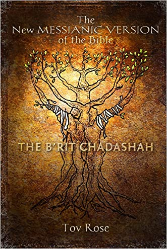 The New Messianic Version of the Bible - B'rit Chadashah: The New Testament (Volume 4)