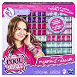 Cool Maker, KumiKreator Mermaid and Dream Fashion Pack 2-Pack Refill, Friendship Bracelet and Necklace Activity Kit (Color: Multicolor)