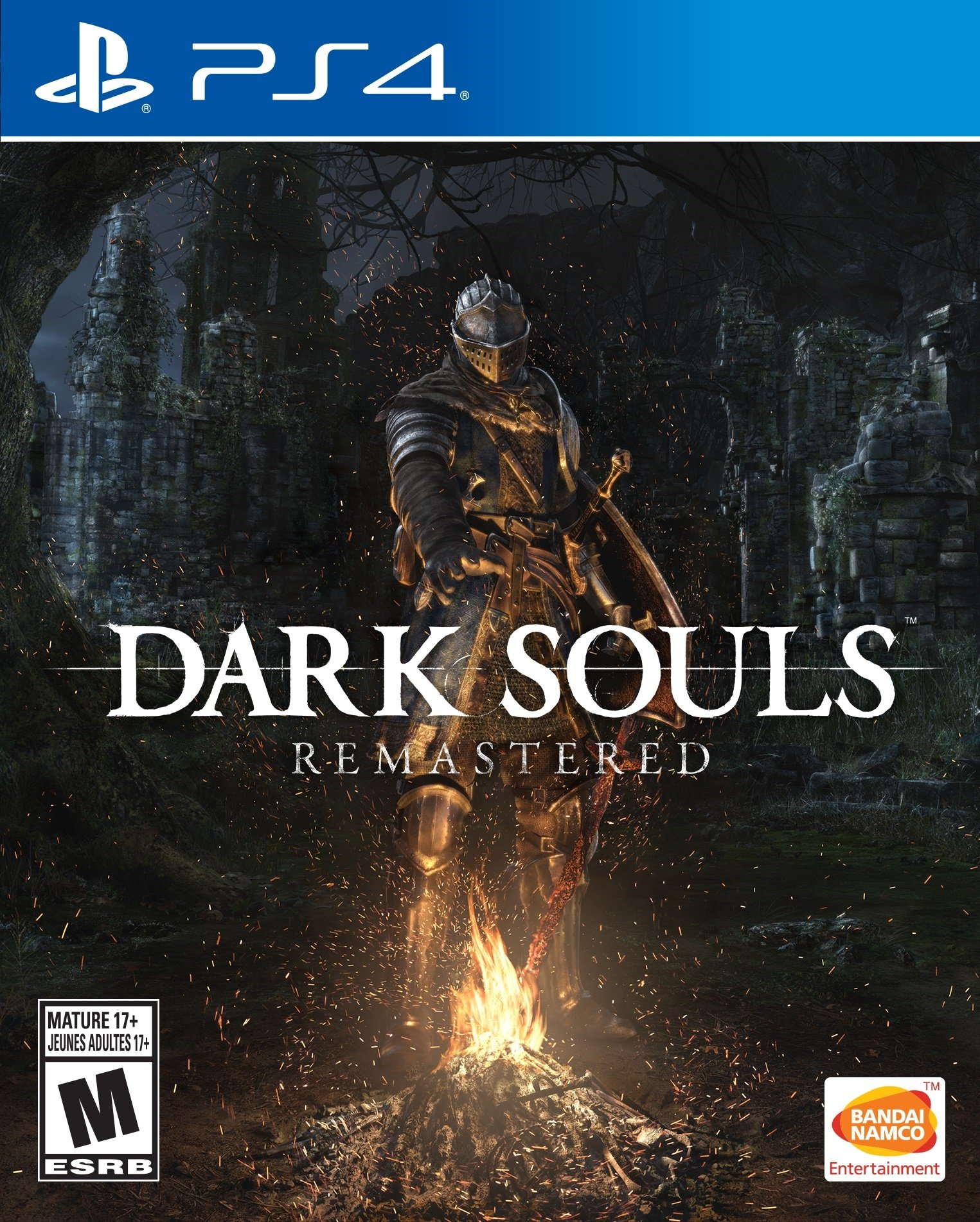 Remastered Dark Souls