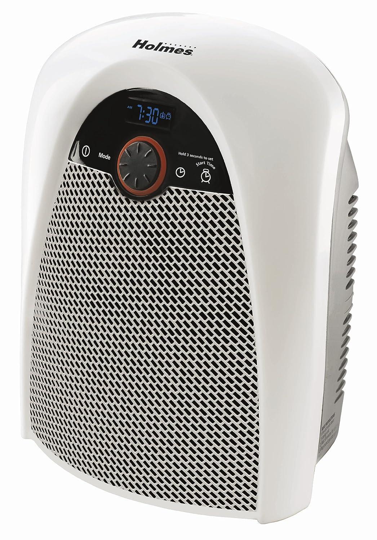 Holmes Heater with Programmable Timer & Bathroom Safe Plug