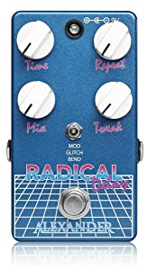 Alexander Pedals Radical Delay