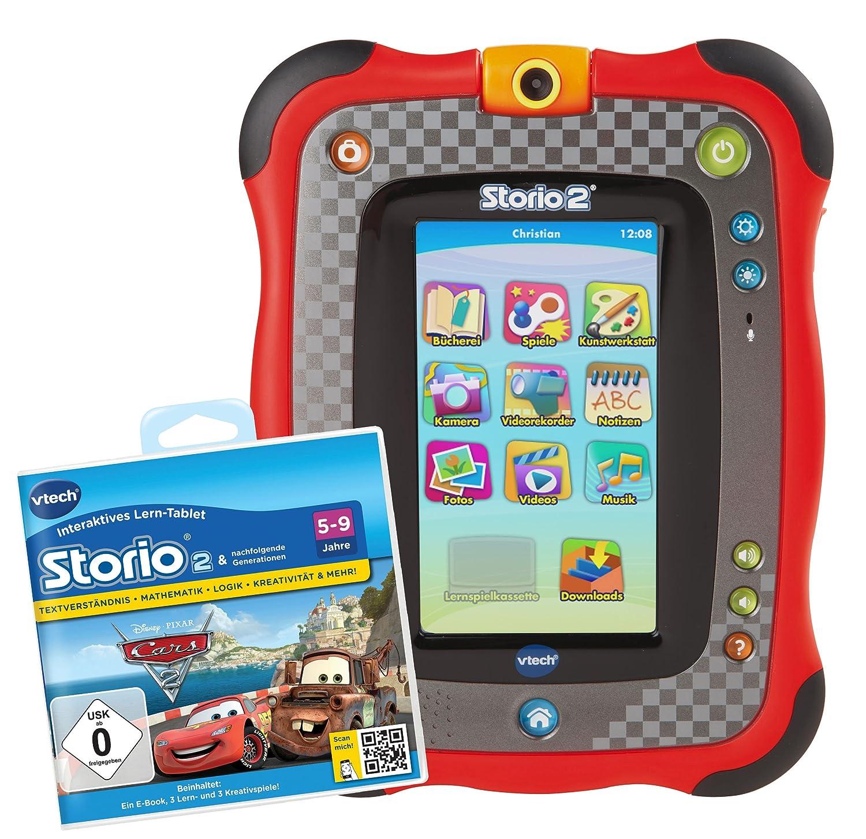 Storio 2 Cars Edition inkl. Lernspiel jetzt bestellen